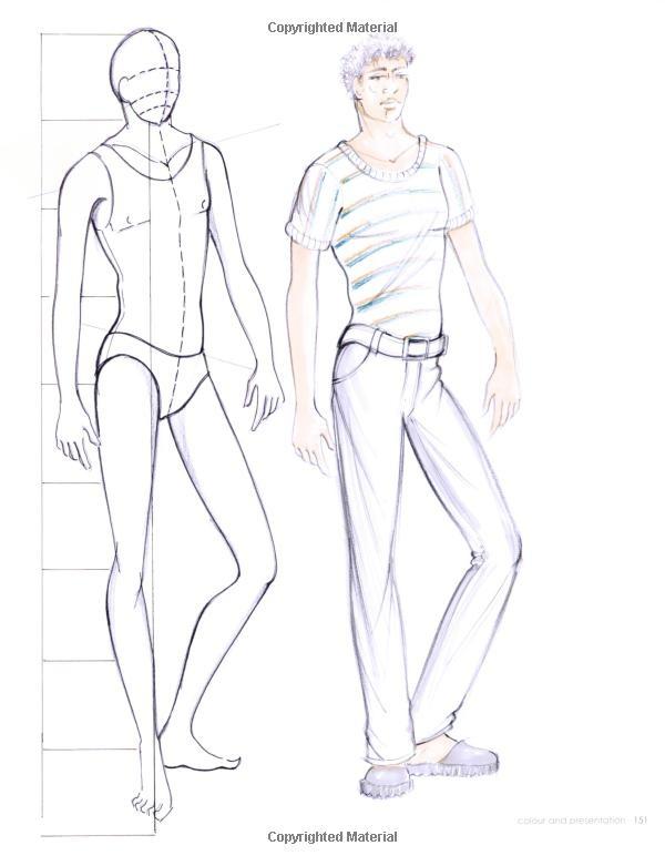 Amazon.com: New Fashion Figure Templates: Over 250 Templates (9780713490336): Patrick John Ireland: Books