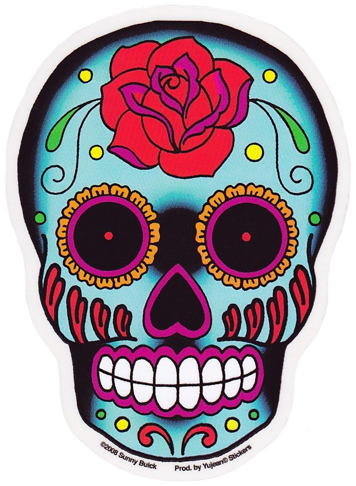 17 Best images about Obsessed With Sugar Skulls on ...
