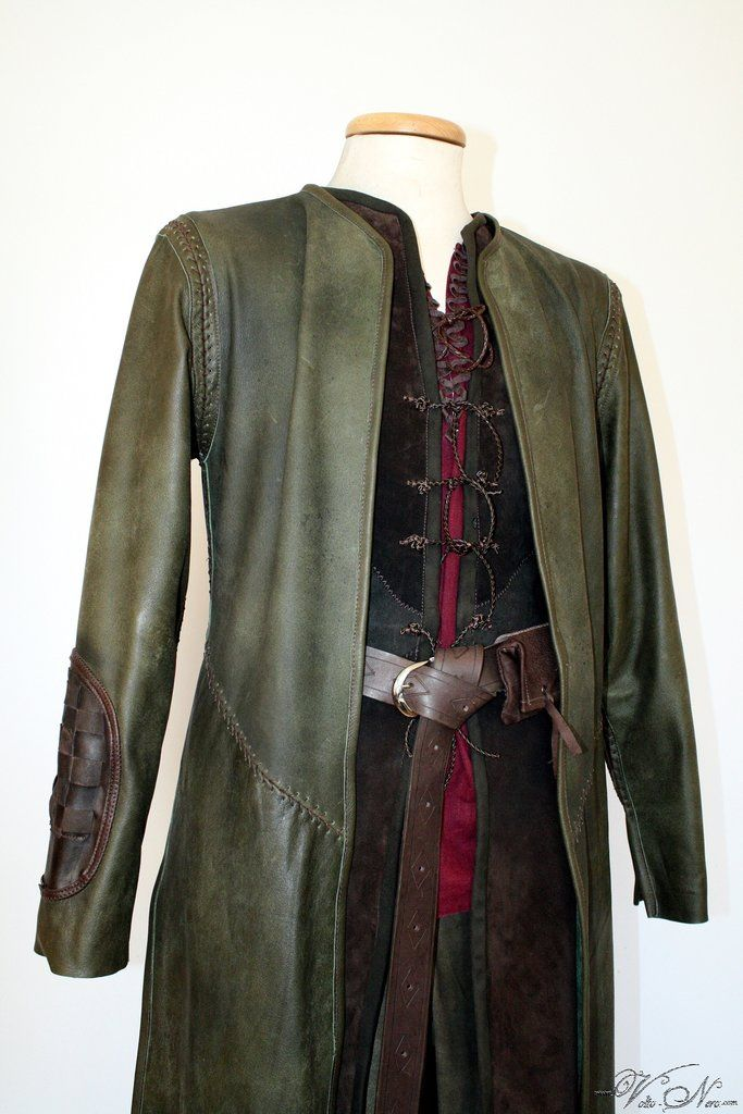 Aragorn Strider Costume Lord of the Rings Larp Cosplay in 2019