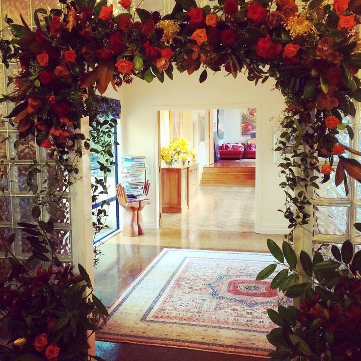 Deluxe | Happy Birthday | Home Installation | Fabulous Clients | Estelle Flowers, Dunedin | www.estelleflowers.co.nz