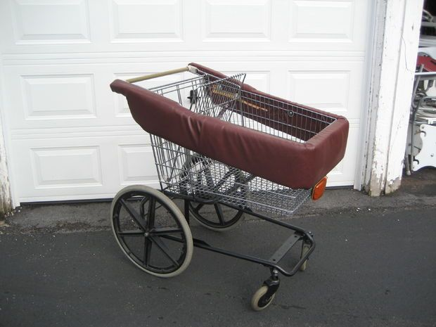 Picture of The mobility walker shopper Cart