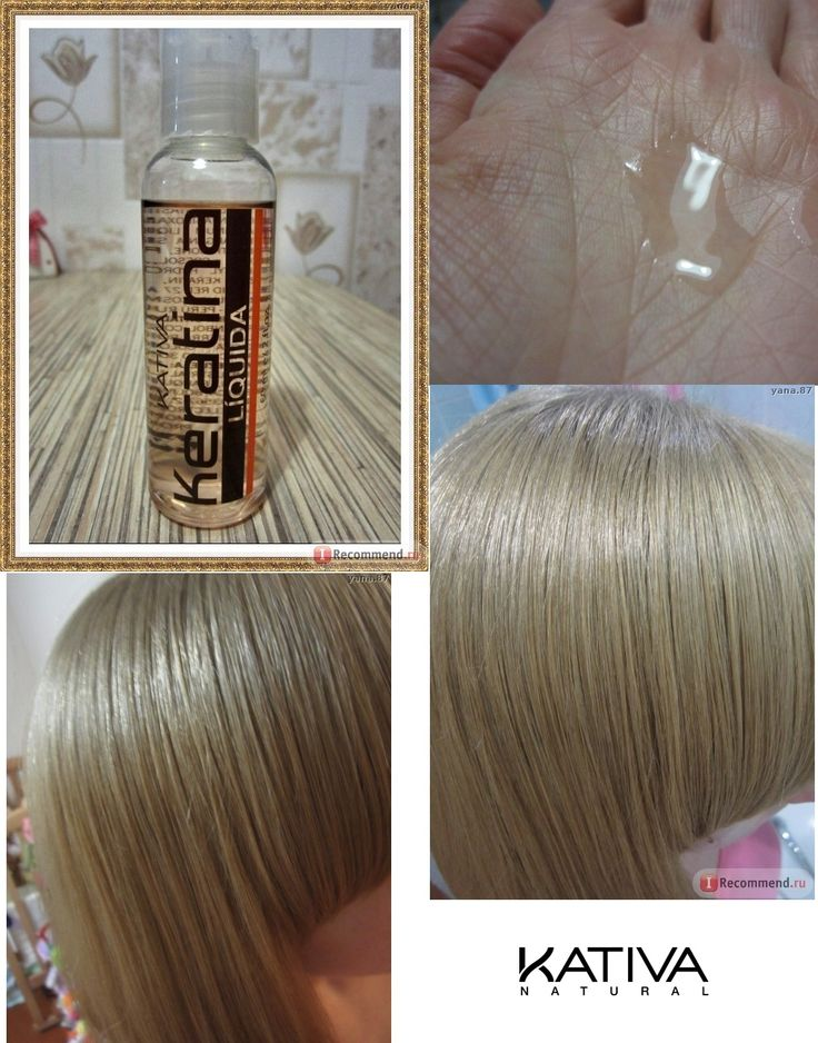 Θεϊκά μαλλιά με τις σειρές περιποίησης Kativa Natural. Έλαιο Κερατίνης για θρέψη 60ml Kativa Keratina Liquida