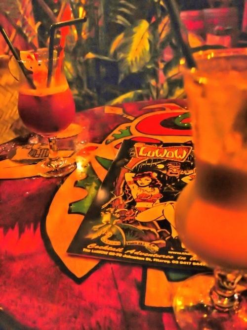 Luwow Tiki Bar Melbourne