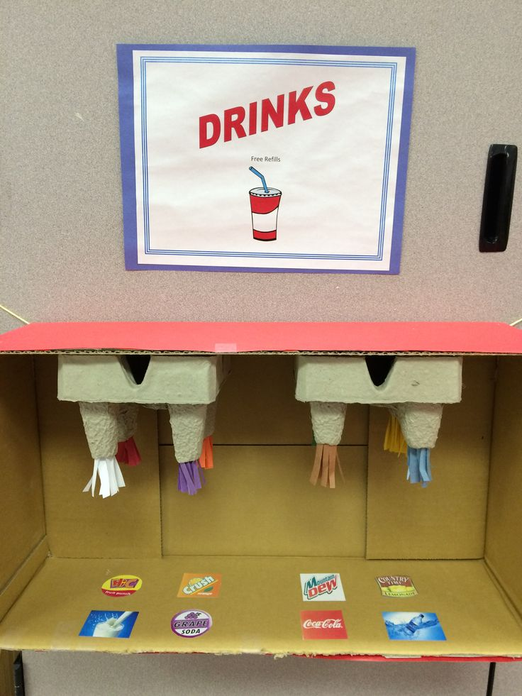 Drink machine More