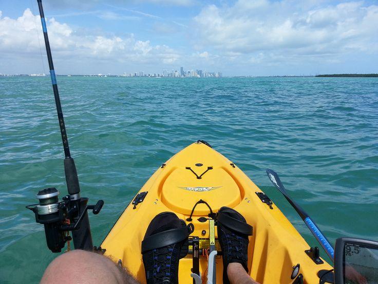 Miami from Key Biscayne