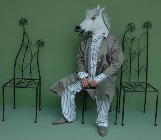 Emery & cie - Furniture - The act of Sitting All the weirdness of their photos....