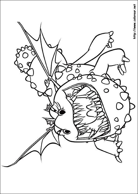 Dibujo de para imprimir ! | Dragones para pintar | Pinterest | Cómo ...