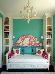 hot pink and teal nursery
