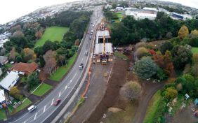 Fulton Hogan won Category Two in this year's Hirepool Construction Awards- for its work on SH3 Vickers to City upgrade in New Plymouth. It's award-winning submission included some great images.. (scheduled via http://www.tailwindapp.com?utm_source=pinterest&utm_medium=twpin)