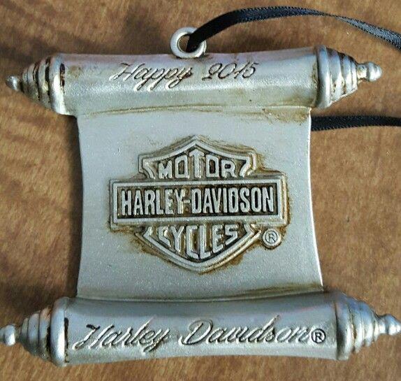 Harley Davidson Christmas Tree Skirt