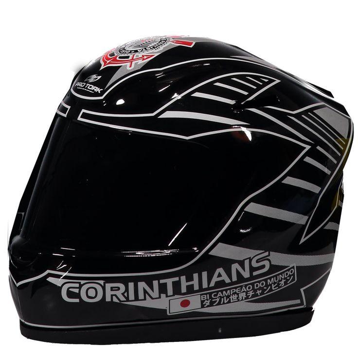 Cofre Mini Capacete Pro Tork Corinthians Somente na FutFanatics você compra agora Cofre Mini Capacete Pro Tork Corinthians por apenas R$ 44.90. Corinthians. Por apenas 44.90