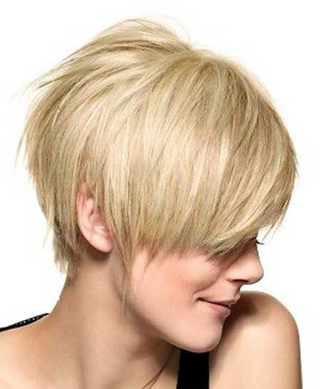 New Short Straight Hairstyles | 2013 Short Haircut for Women