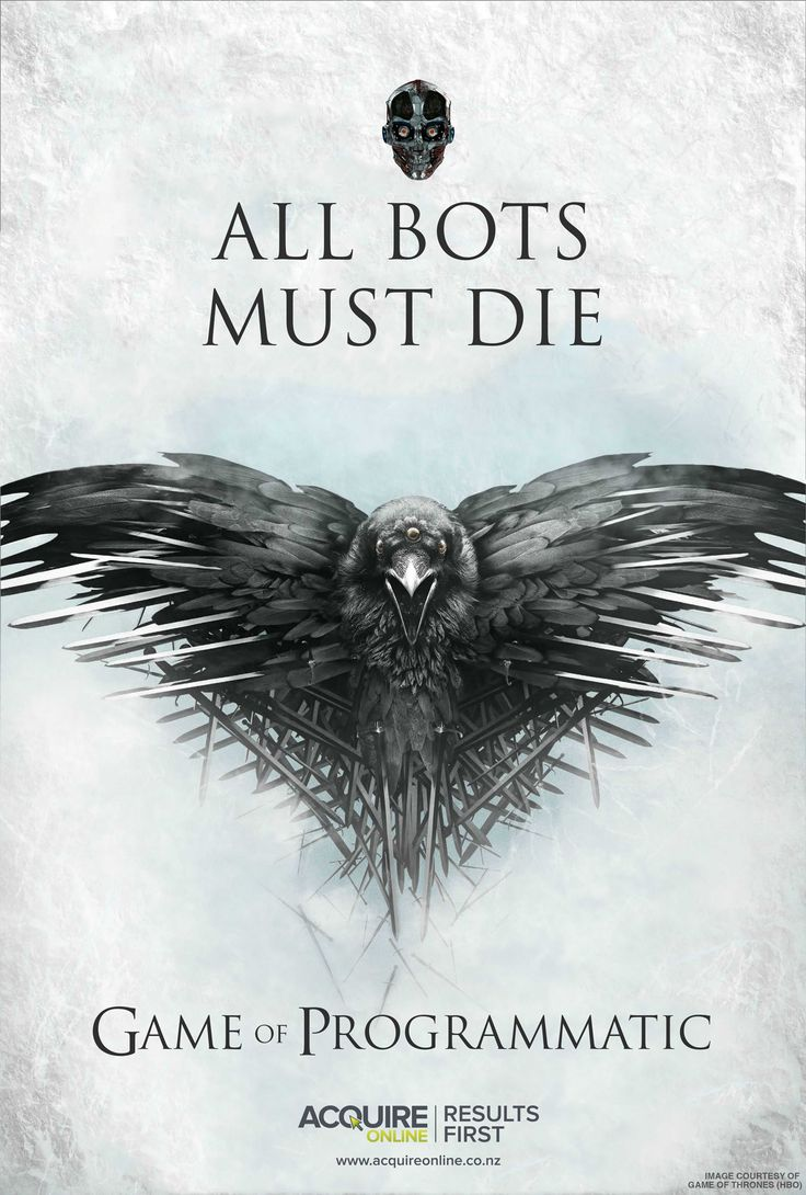 All bots must die - Game of Programmatic