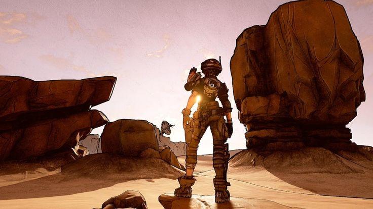 Borderlands 3 Tech Demo Shown Off in Unreal Engine 4