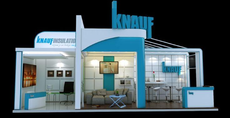 Belajar AutoCAD: Jasa Desain Stand Exhibition Stand Pameran Design ...