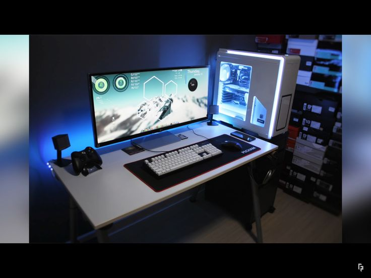 1000 Ideas About Pc Gaming Setup On Pinterest Gaming