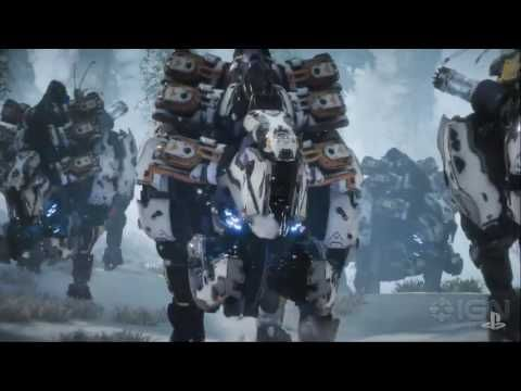 Horizon: Zero Dawn Trailer - PSX 2016