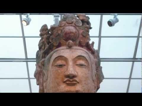 Bodhisattva, probably Avalokiteshvara (Guanyin), Northern Qi dynasty, c. 550--60