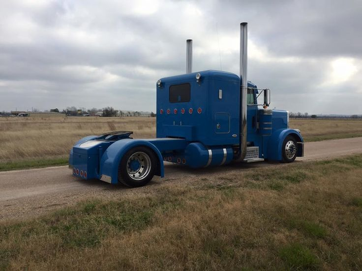 Custom Single Axle Trucks : Best images about single axle on pinterest peterbilt