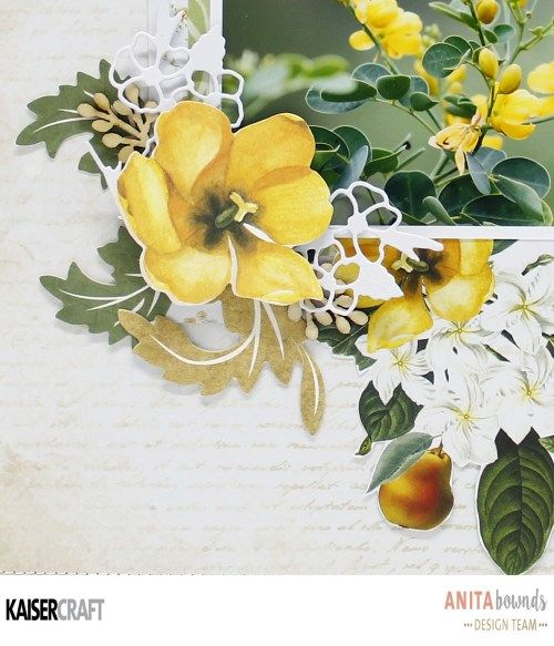 Exciting New July Decorative Dies - Kaisercraft Official Blog