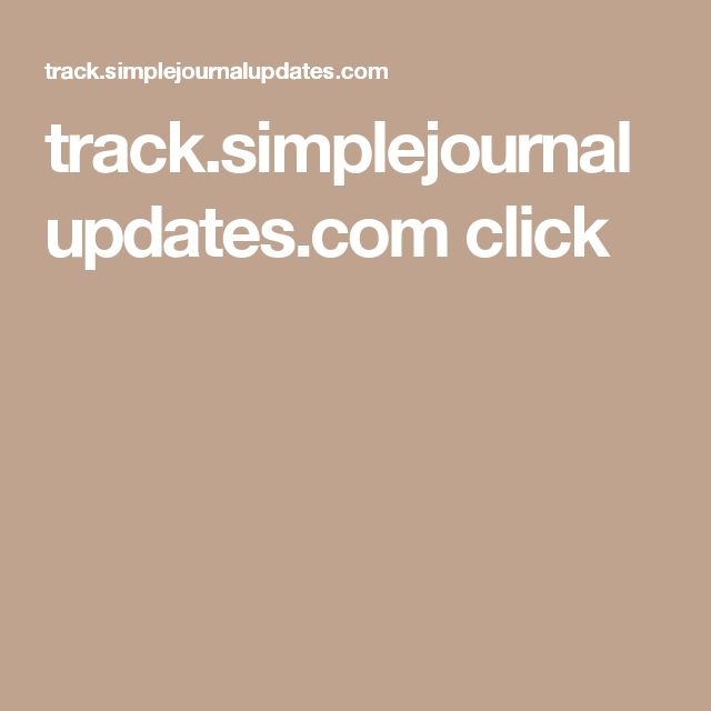 track.simplejournalupdates.com click