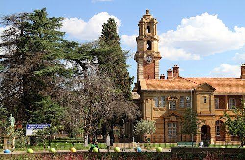 Nasionale Afrikaanse Letterkunde Nalatenskap-Bloemfontein.