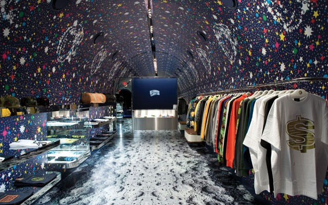 "Pharrell: ""Places and Spaces I've Been"" - BBC NYC store"