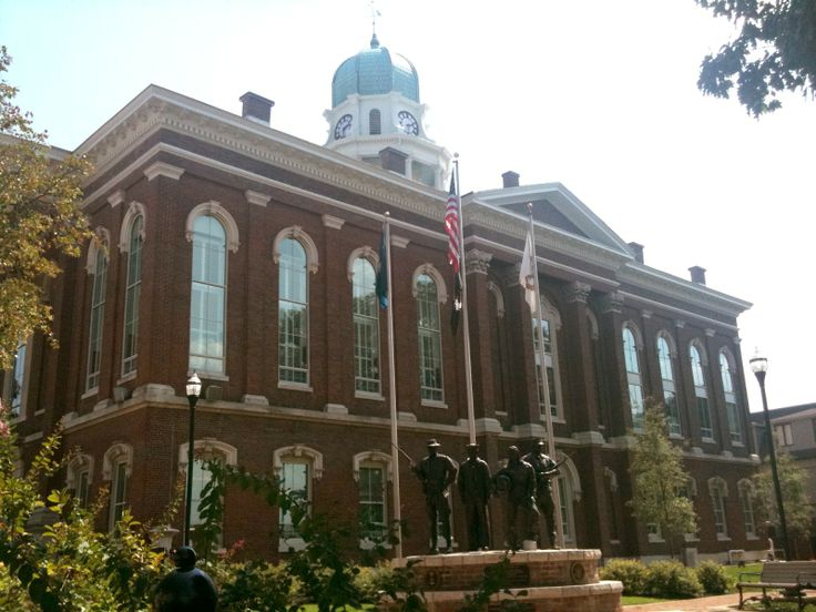 Old Warren County Courthouse Bowling Green KY