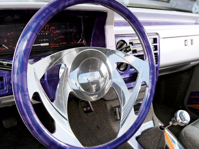 Custom steering wheels for 640 480 for Benetton 4 wheel steering