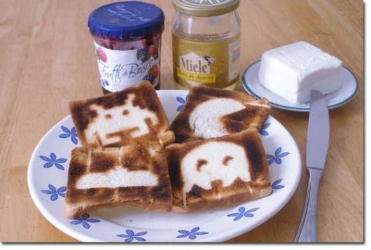 Retro Games Toast