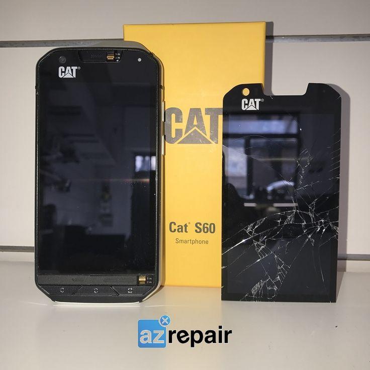 Guida: Come smontare CAT S60 - AZrepair