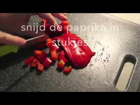 Gevulde taco's met tonijn   Flairathome.nl #video #FlairNL @lekkerensimpel