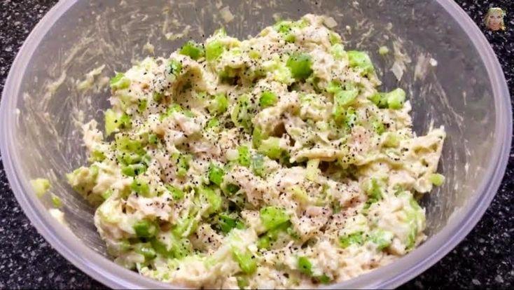 WW Friendly Chicken Salad Recipe!