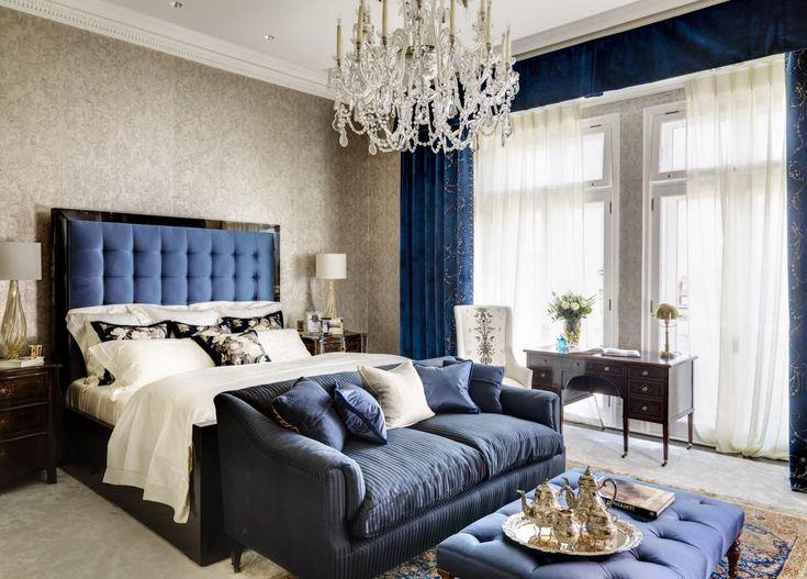 blue home blu tiful zsazsa bellagio like no other navy bedroomsmaster