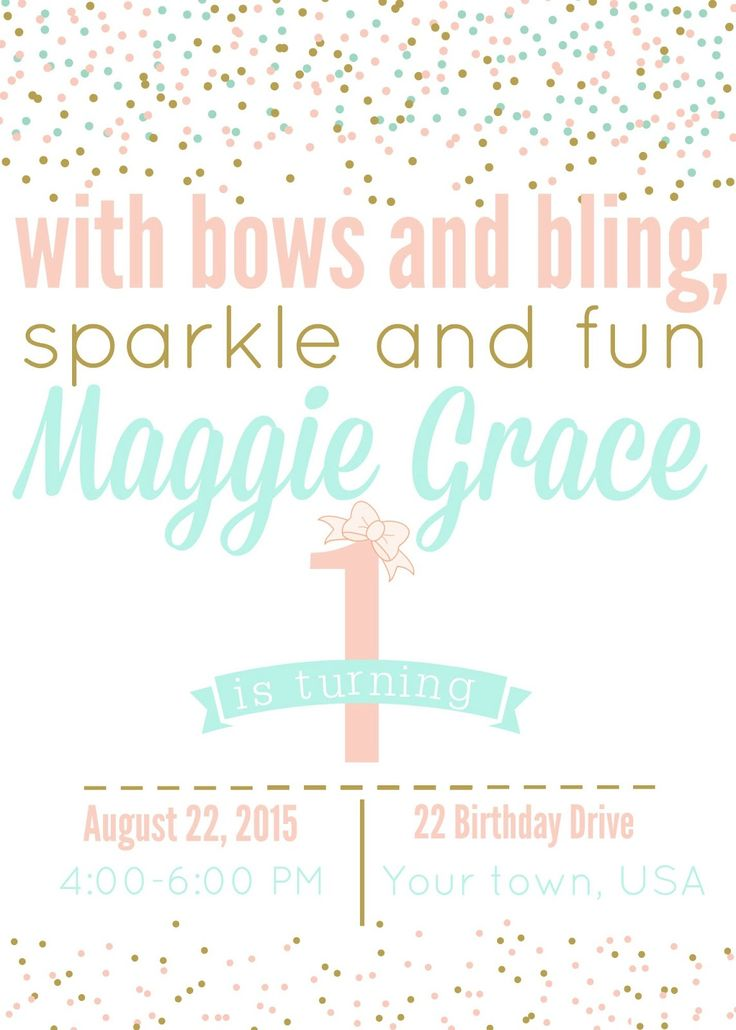 783 best images about Birthday party ideas on Pinterest - birthday invitation message examples