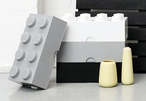 Giant LEGO Storage Blocks