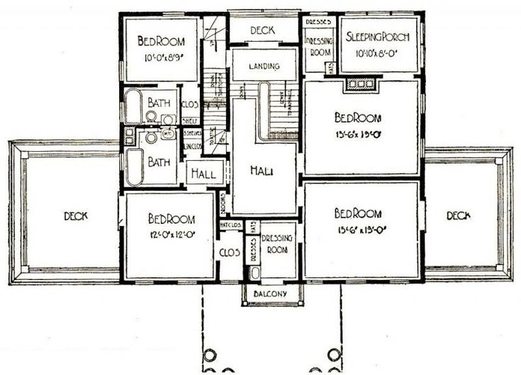 Best 71 Best House Plans Images On Pinterest Floor Plans 400 x 300