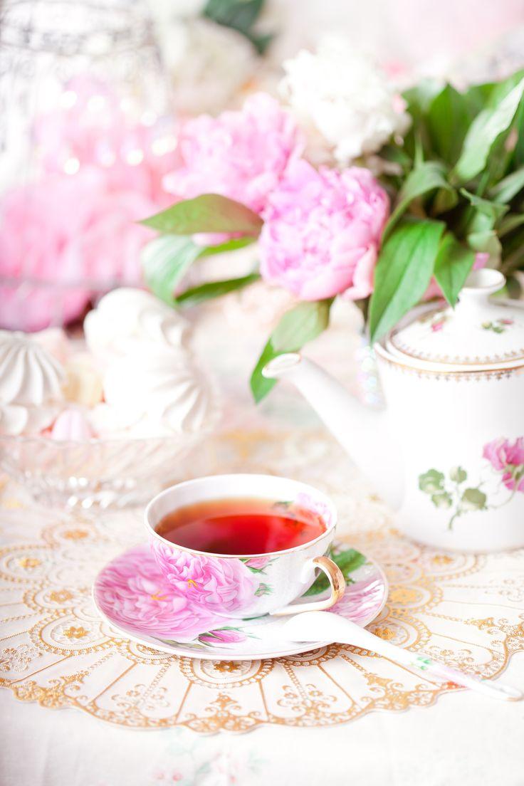 tea party time - photo #41