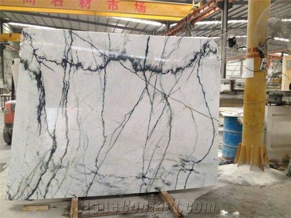 China Arabeo Corchia Marble Slabs
