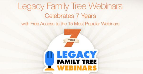There's no doubt that Legacy Family Tree Webinars is a world-leader in online genealogy education. Afterall you can sit at home and watch so many of the world's best presenters teach you about all sorts of aspects to genealogy – and you can do so when it suits you! While it's not the same as …