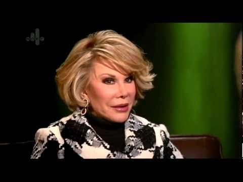 Suicide > Helpful for survivors of family member suicide > Joan Rivers Gets Her Head Shrunk! Great In Depth Interview with Dr Pamela Stephenson