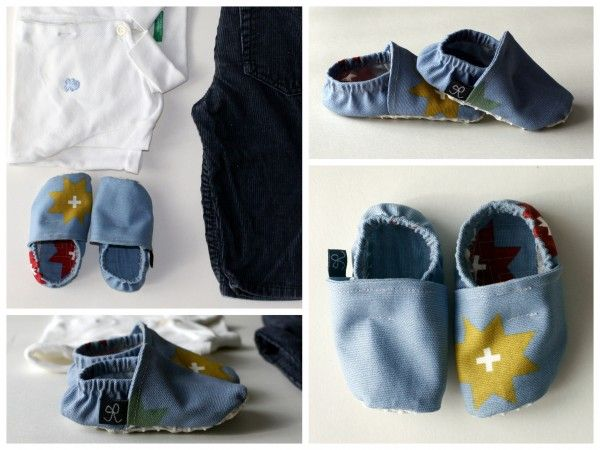 Tutyi, babapapucs leírás - Masni, Baby, kids slippers DIY