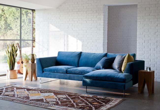 Jasper Chaise Corner Sofa | Retro, Living rooms and Room