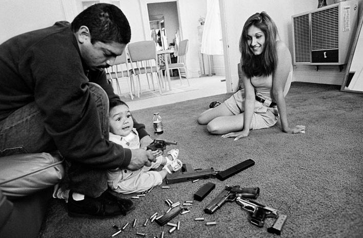 Joseph Rodriguez | Violence
