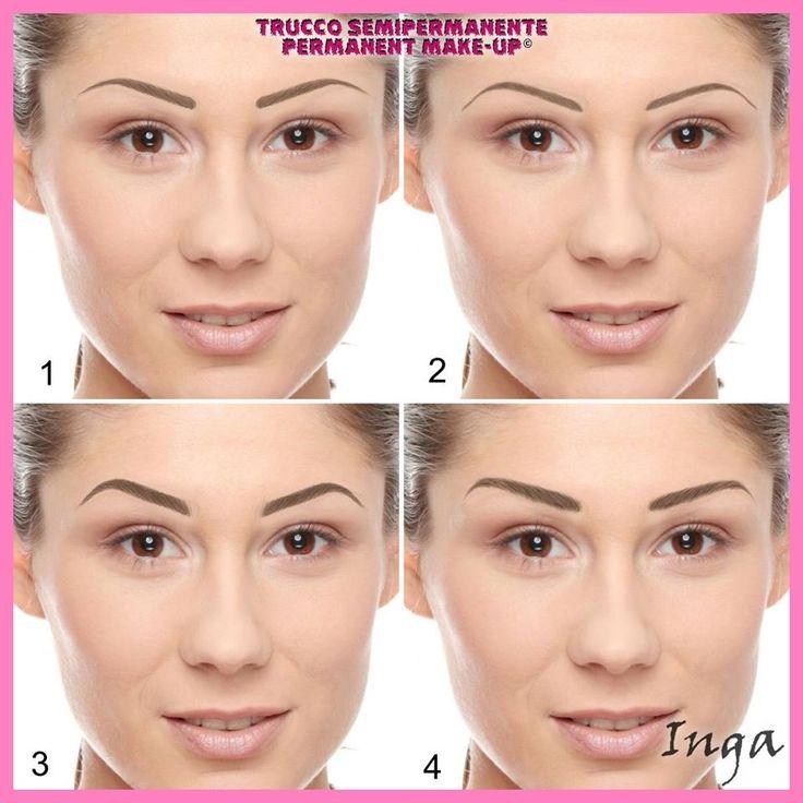 Dovendo scegliere solo una delle seguenti sopracciglie... quali delle 4 scegliereste? #truccosemipermanente #truccopermanente #treviso #padova #venezia #verona #belluno #vicenza #permanentmakeup #veneto #trucco #permanente #semipermanente #permanent #makeup #truccopermanentesopracciglia #sopracciglia #dermopigmentazione #eyebrows #eyebrow #tatuaggio #tatuaje #tattoo #tattoos