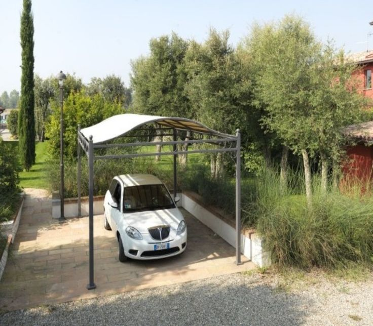 Carport Canopy Design Ideas Suitable For Your Home: 58 Best Garage Pergola And Gazebo Ideas Images On Pinterest