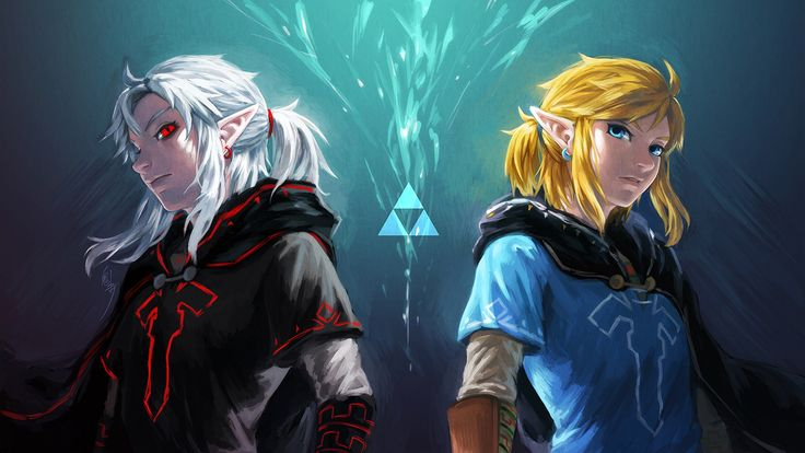 It would be awesome if the new zelda game had a new version of dark link! :D