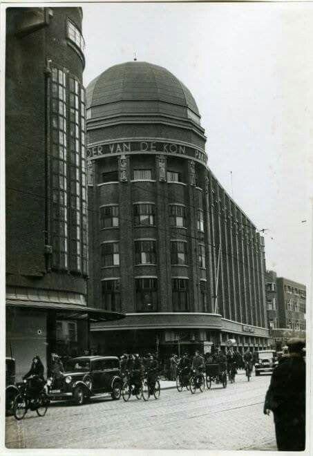 Sijthoff Grote Marktstraat Den Haag drukkerij en planetarium