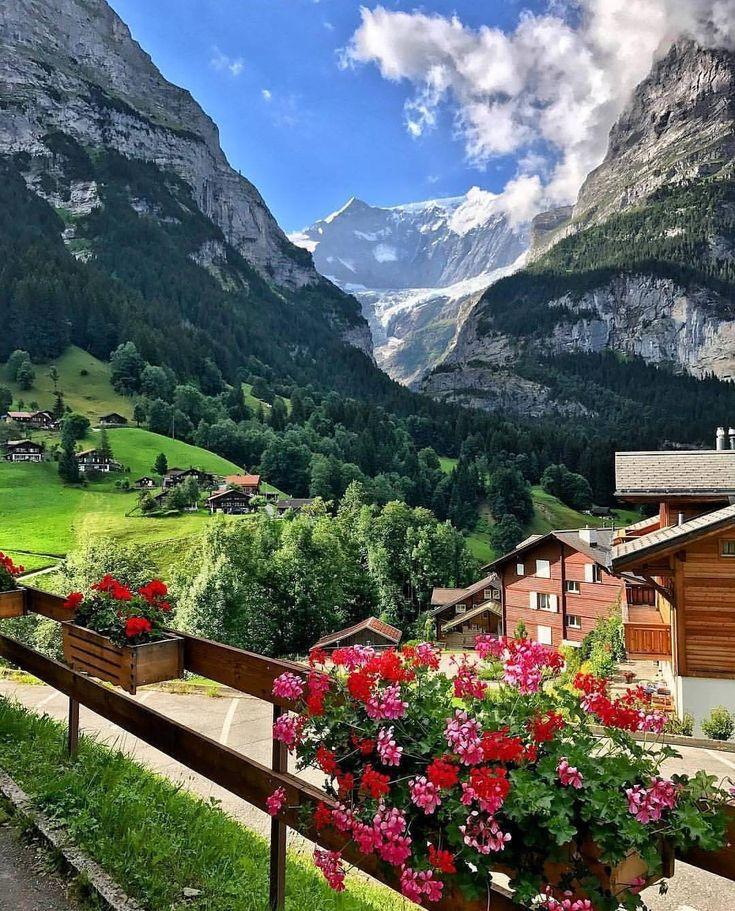 швейцария пейзажи фото чтобы