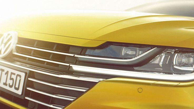 VW tease new Arteon